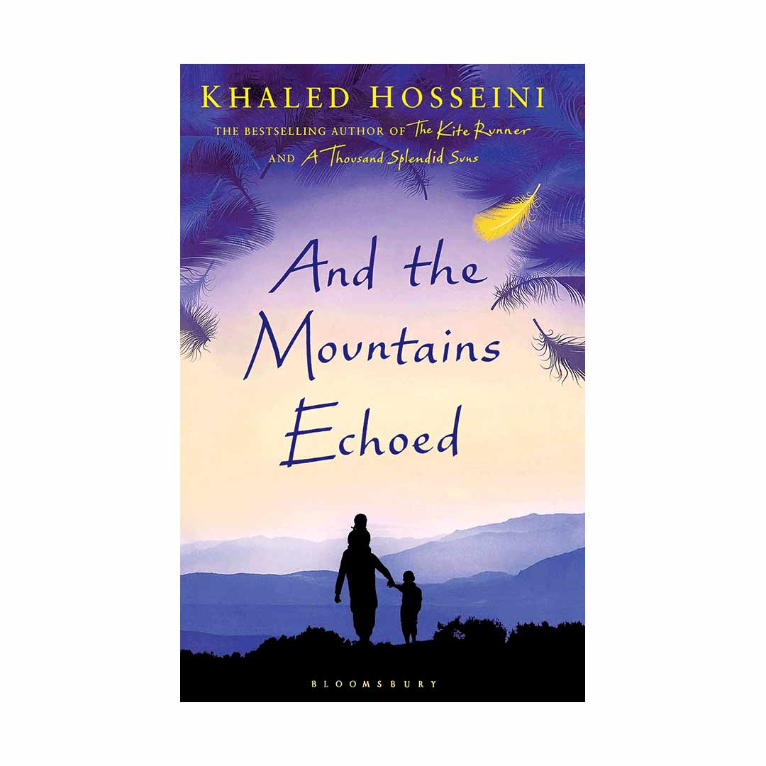 and the mountains echoed - HD1080×1080