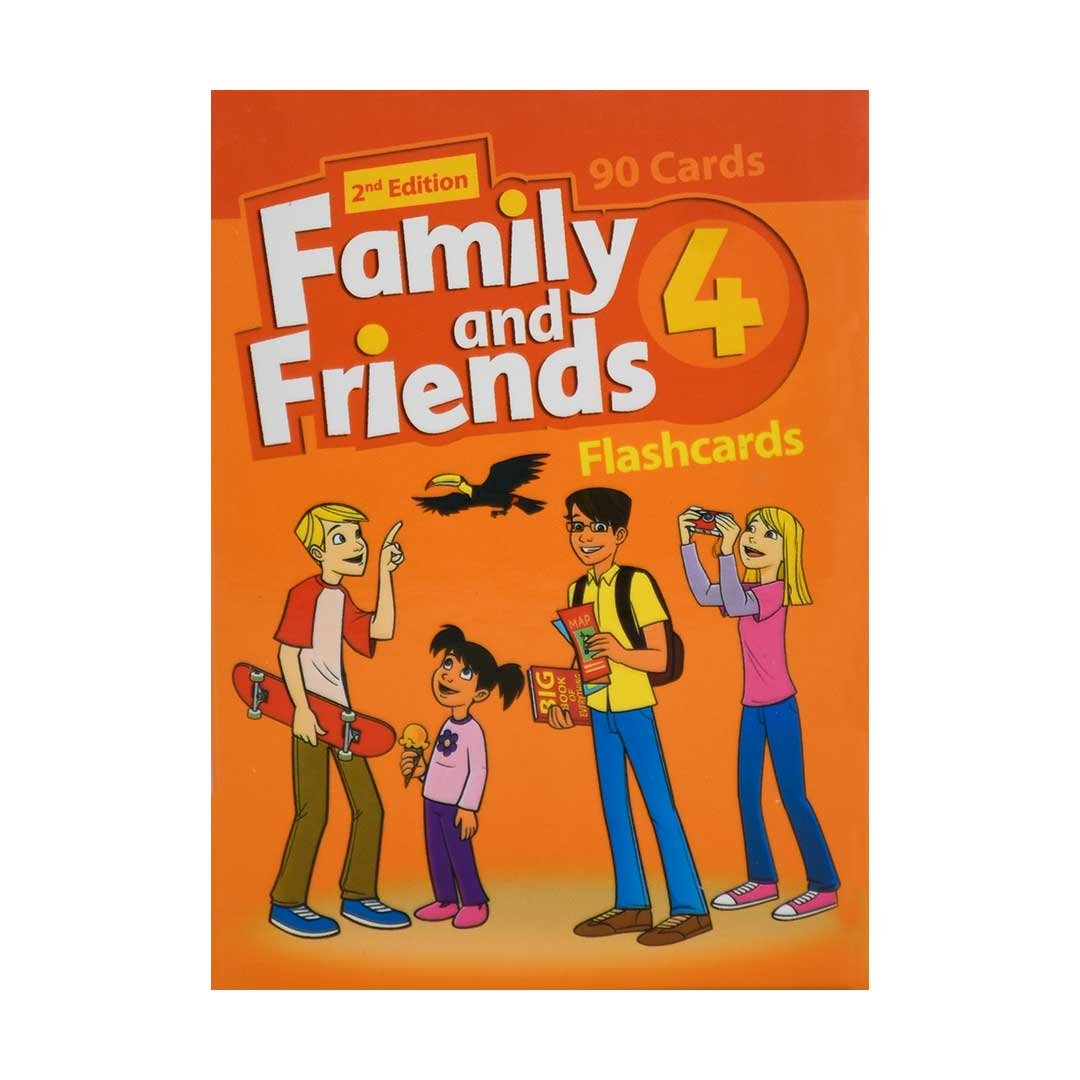 | Flash Cards Family and Friends 42nd
