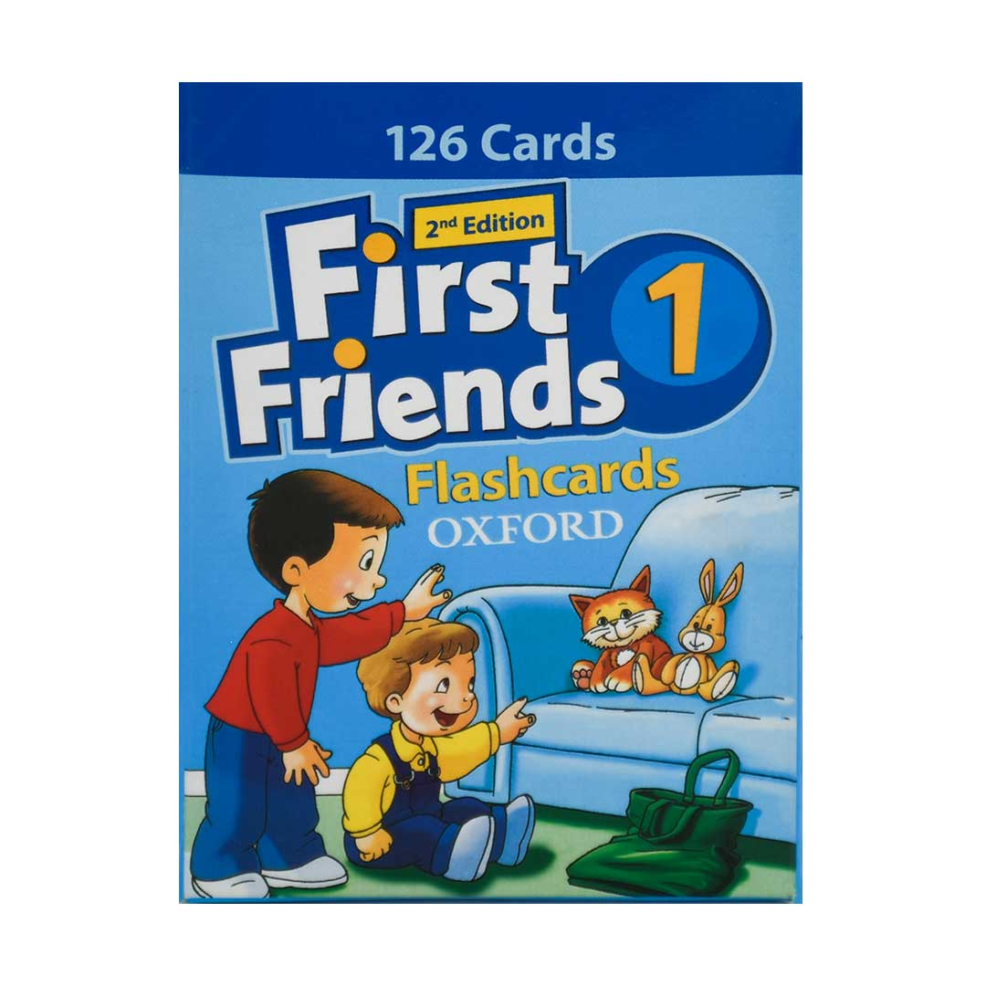 | Flash Cards First Friends 12nd