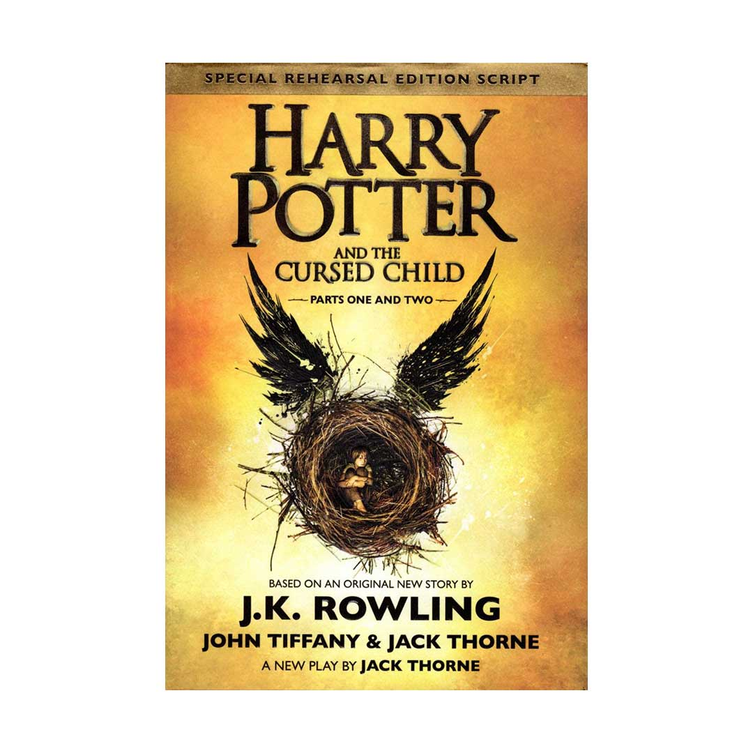 خرید کتاب Harry Potter and the Cursed Child - Harry Potter 8