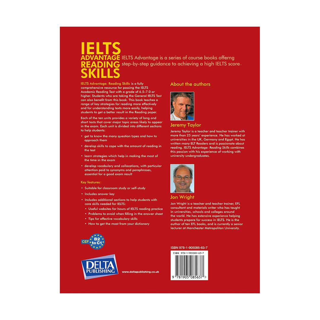 IELTS Advantage: Reading/Writing Skills (2 books)