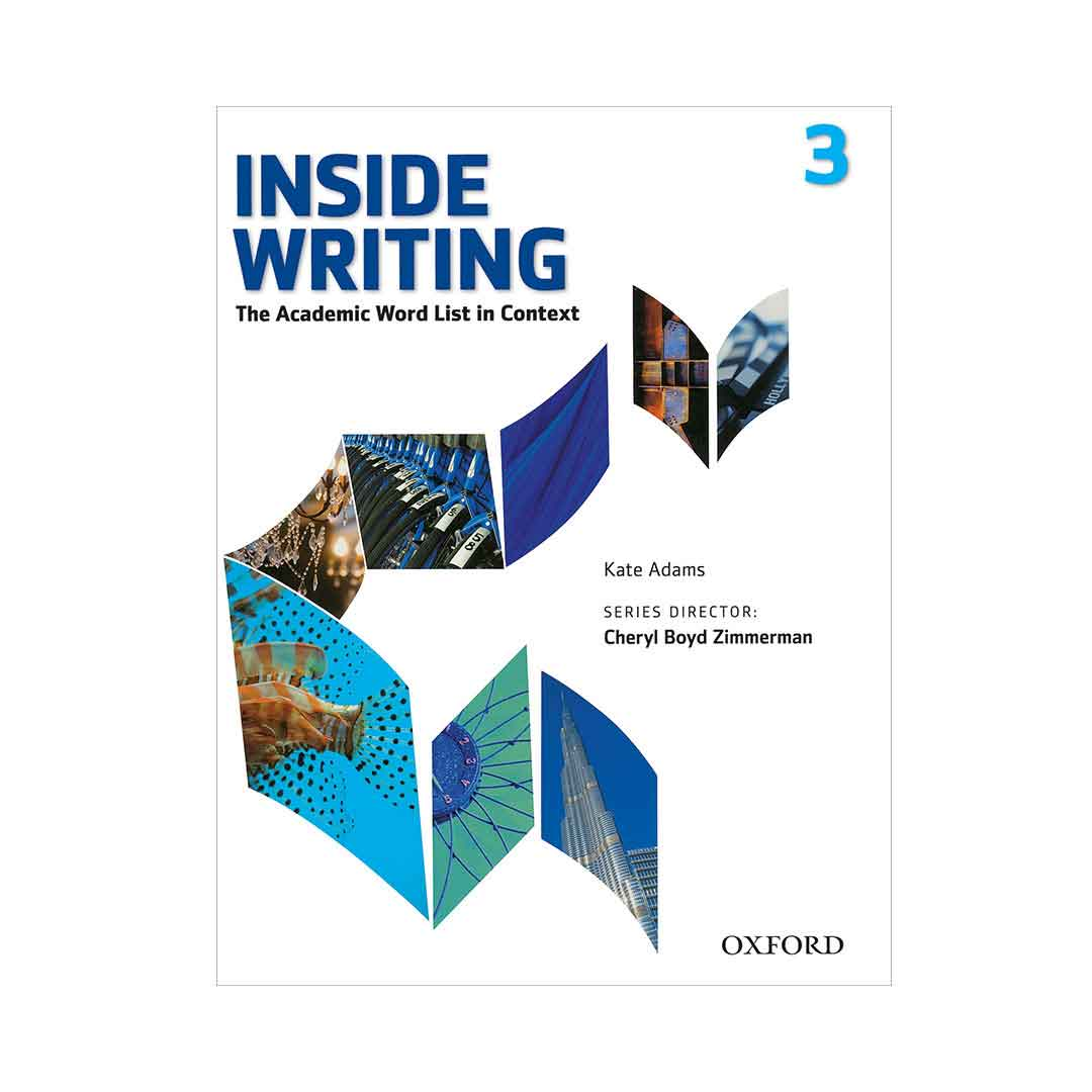 خرید کتاب Inside Writing 3