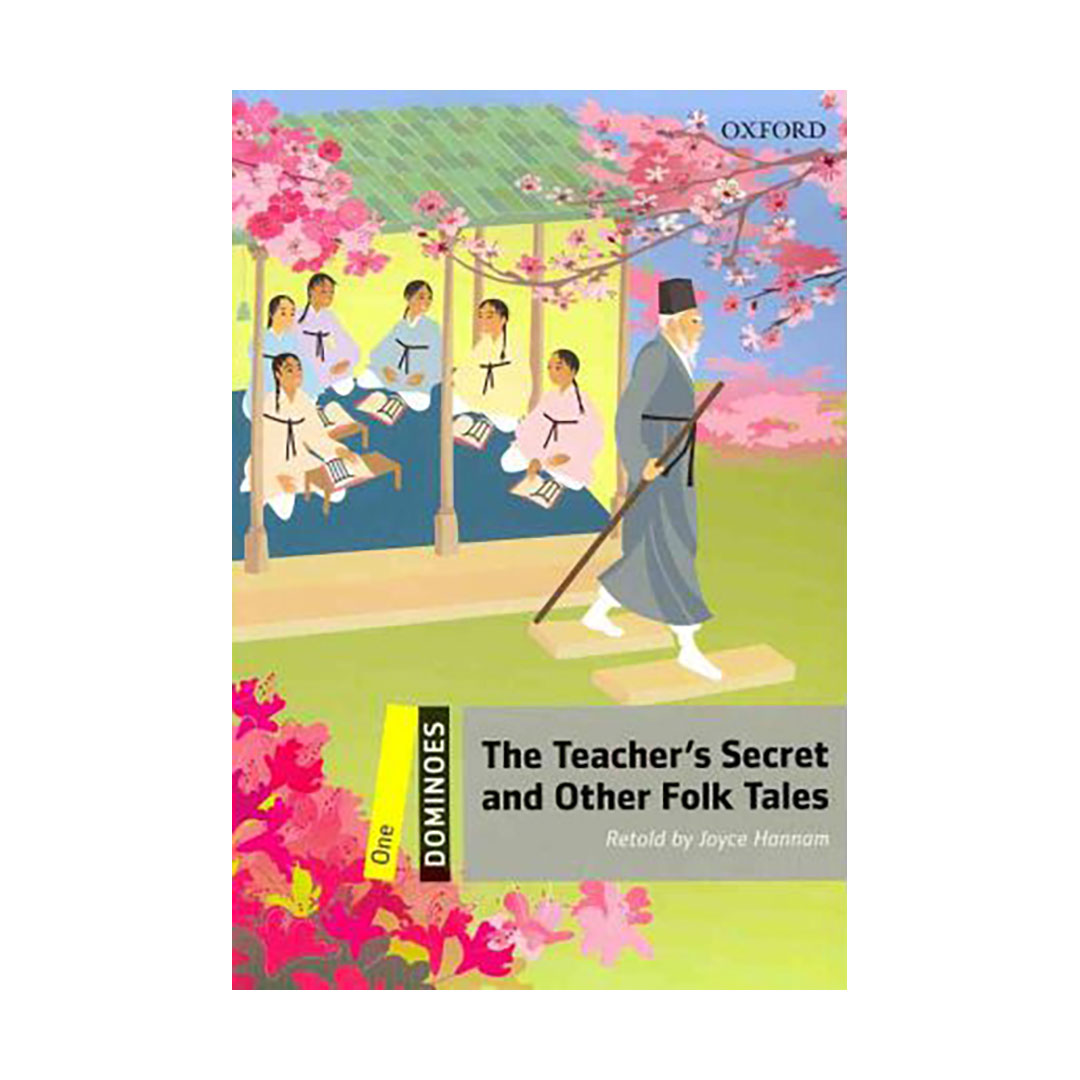 New Dominoes 1 The Teachers Secret and Other Folk Tales+CD