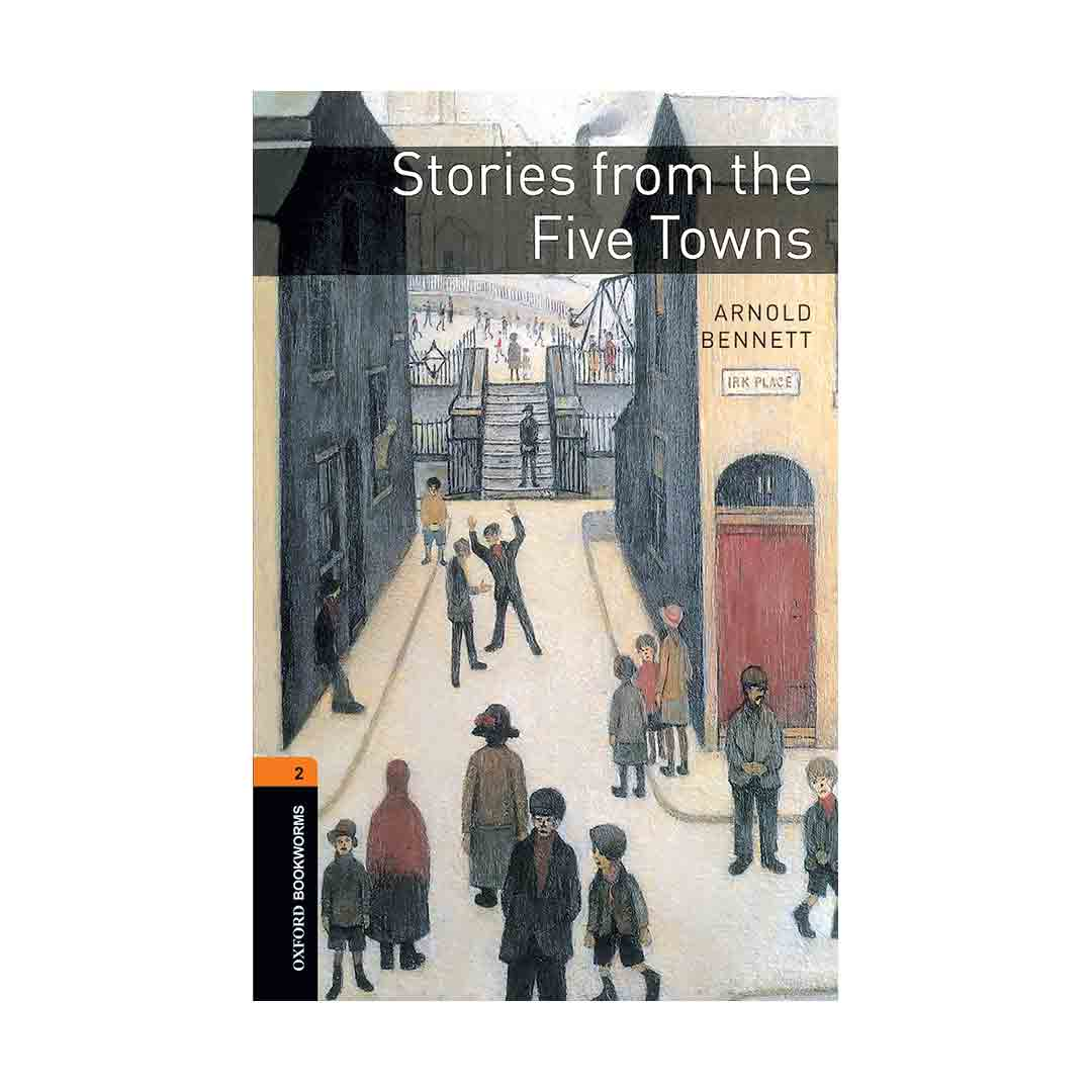 Oxford Bookworms 2 Stories from the Five Towns+CD