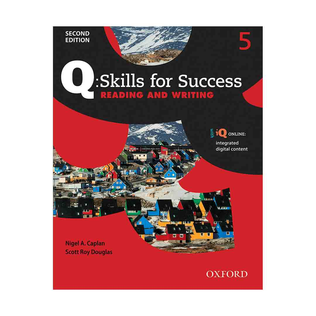 خرید کتاب  Q Skills for Success 2nd 5 Reading and Writing