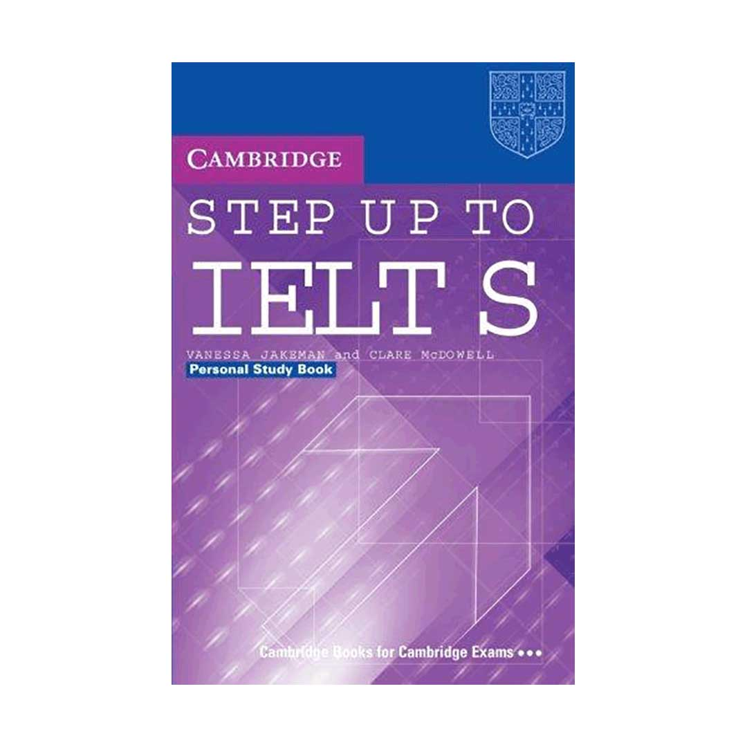 Step Up to IELTS Personal Study Book English IELTS Book
