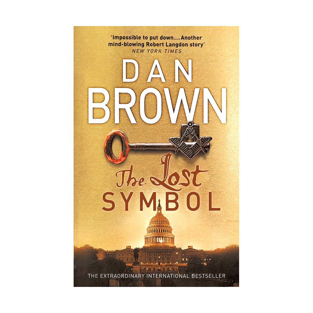 خرید کتاب The Lost Symbol - Robert Langdon 3