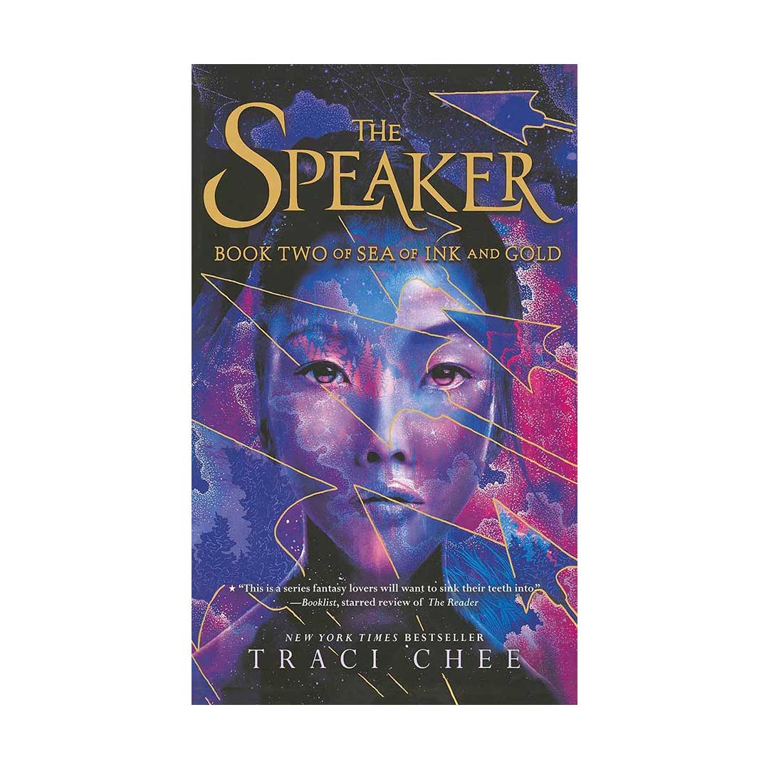 خرید کتاب The Speaker - Sea of Ink and Gold 2