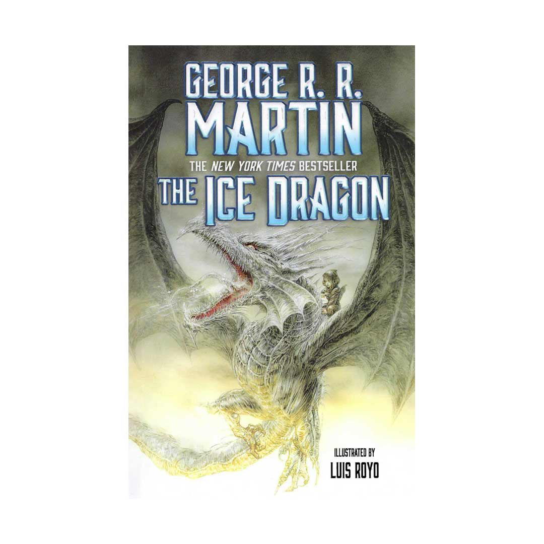 خرید کتاب The Ice Dragon