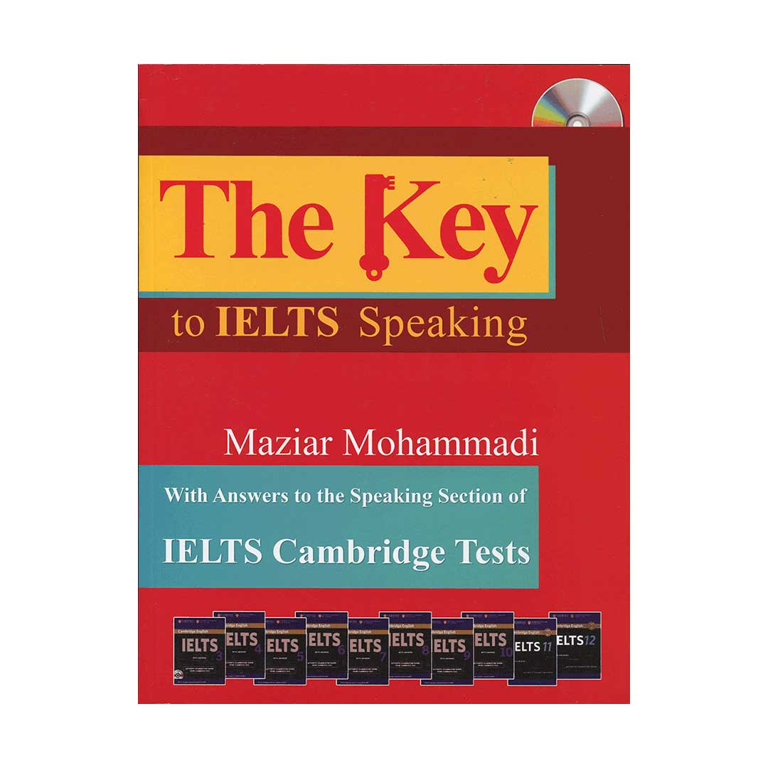 The Key to IELTS Speaking English IELTS Book