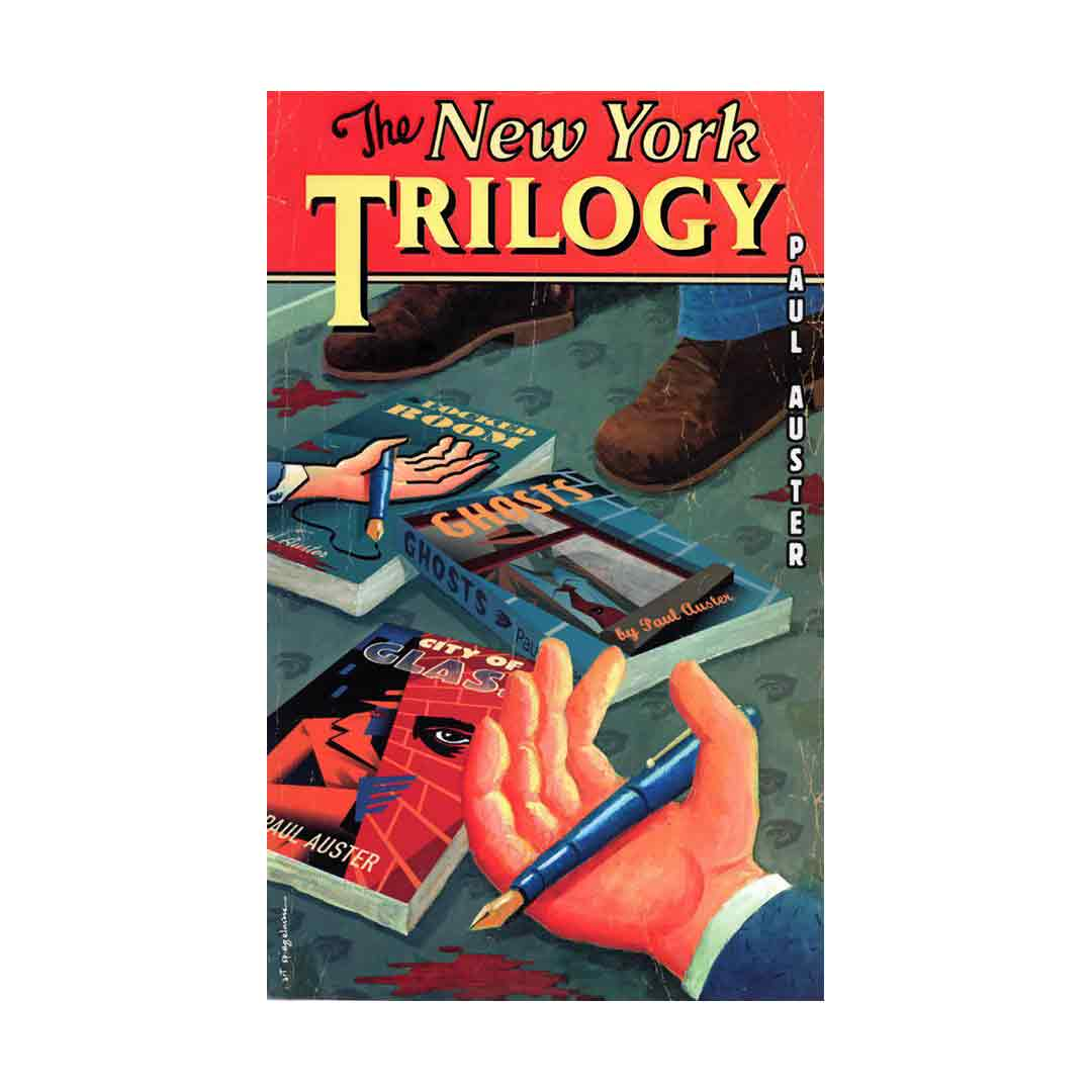 خرید کتاب The New York Trilogy 1-3