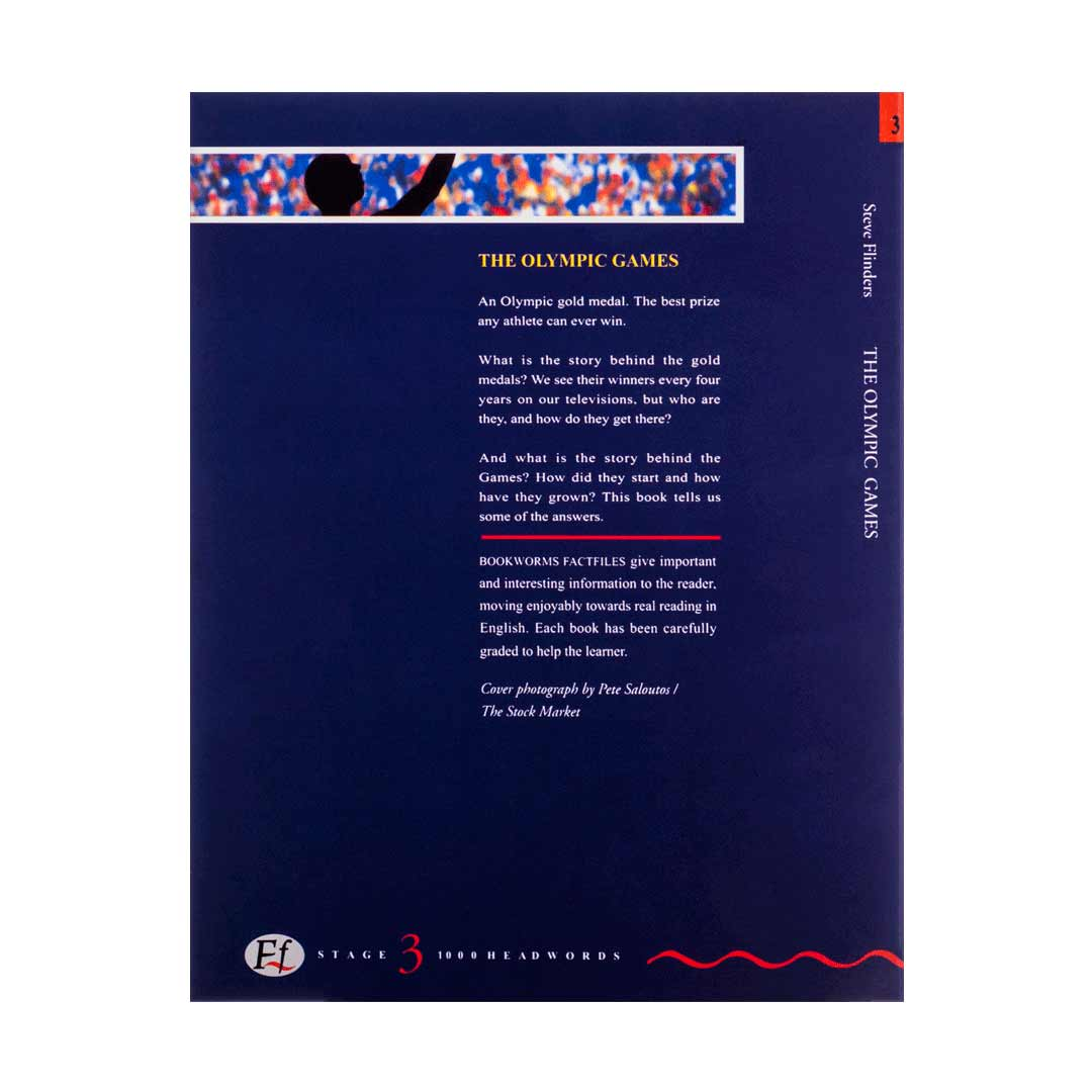The Olympic Games Graded Readers Book