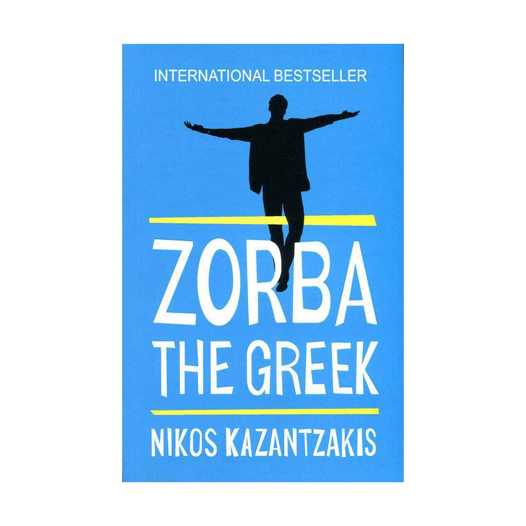 خرید کتاب Zorba the Greek