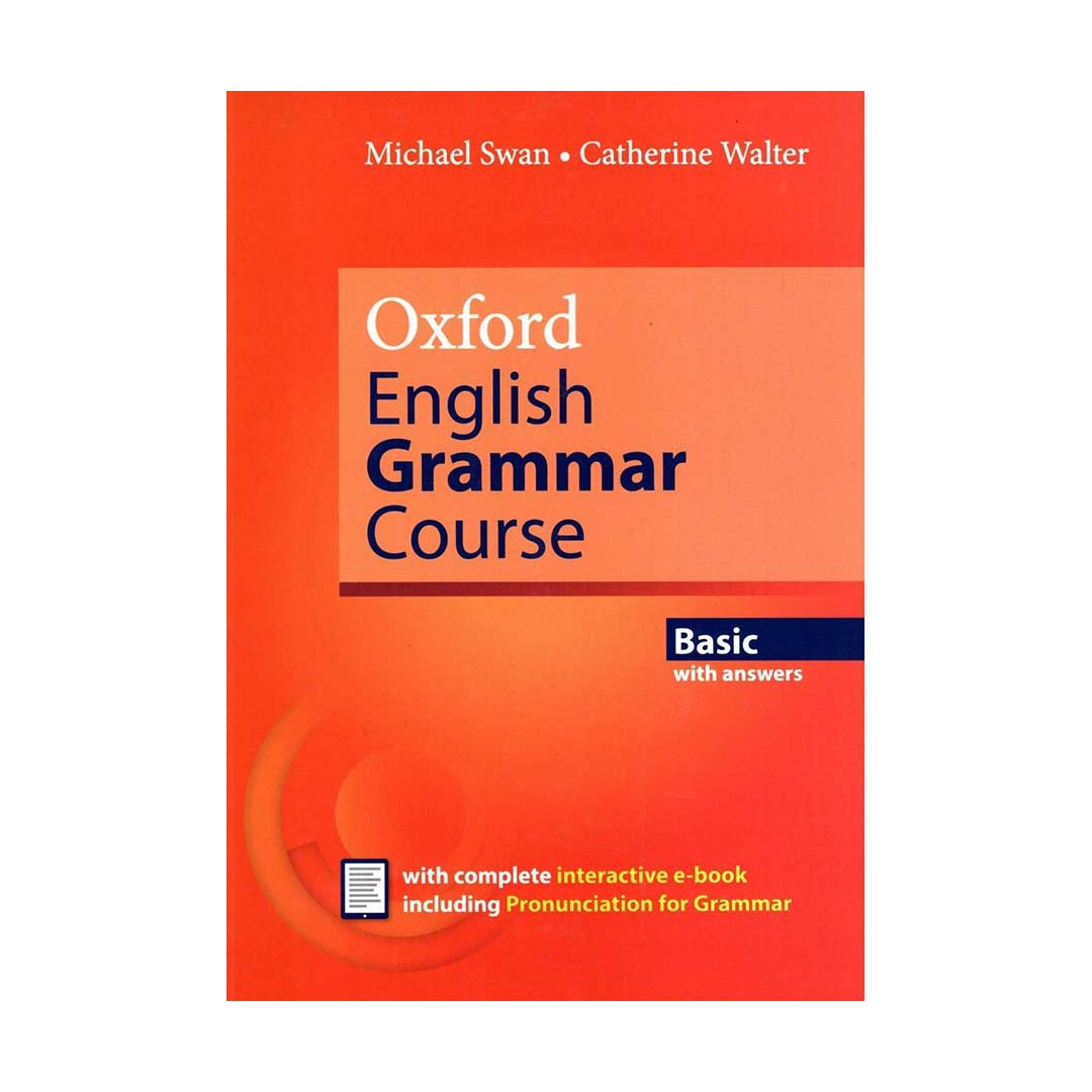 خرید کتاب Oxford English Grammar Course Basic - Updated Edition