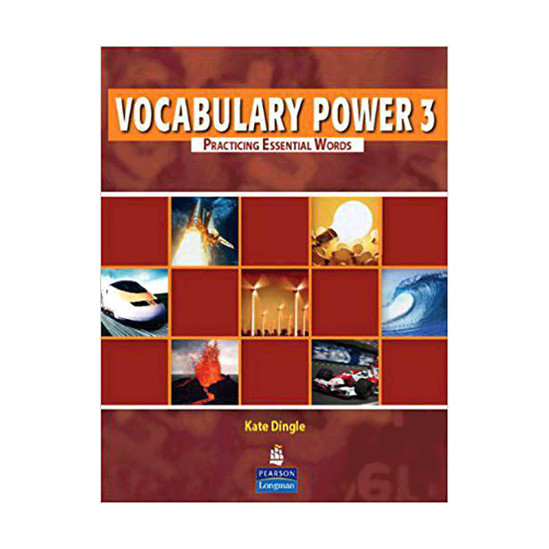 خرید کتاب Vocabulary Power 3