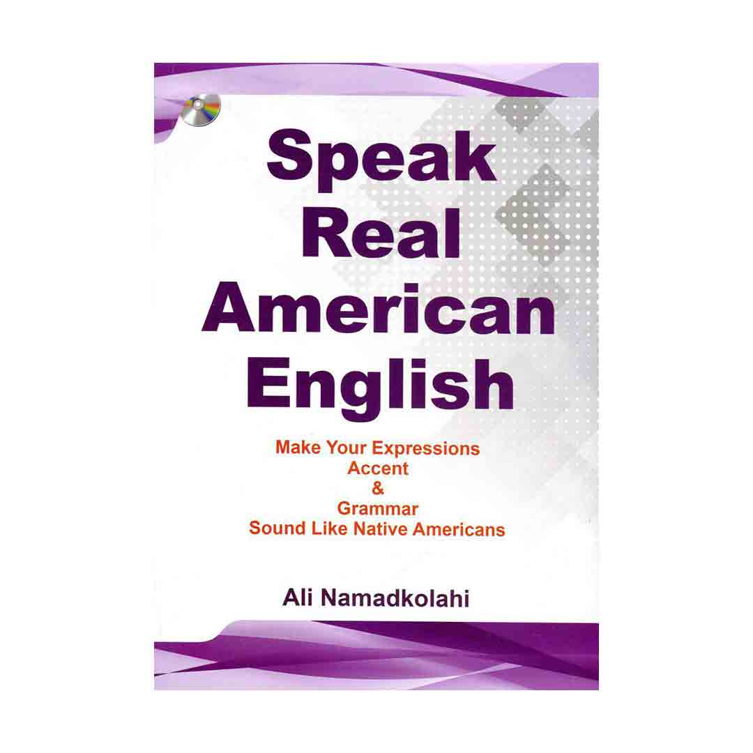 خرید کتاب Speak Real American English